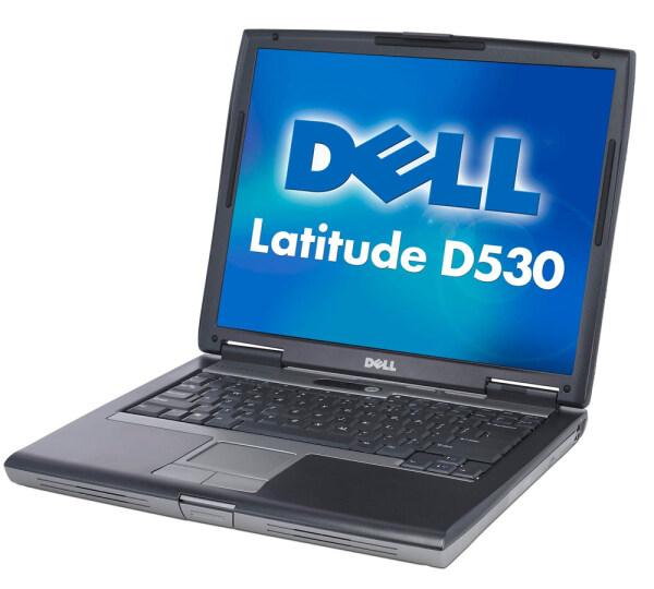 Used Laptop Dell Latitube D530/D520 (Grade B) Malaysia