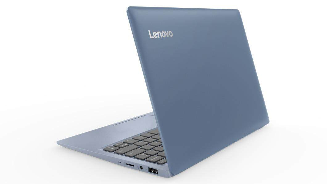 Lenovo IdeaPad 120s-11IAP (81A400KPMJ) 11.6 HD TN AG, Intel Celeron N3350, 4GB RAM DDR4, 500GB HDD, Win10Home, Denim Blue Malaysia