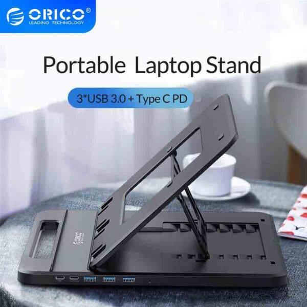 Bảng giá ORICO 7 Có Thể Điều Chỉnh Máy Tính Xách Tay Đứng, Giá Đỡ Máy Tính Xách Tay Để Bàn Chống Trượt Gấp Được Máy Tính Xách Tay Đứng Với Cổng USB 3.0 SD/TF Dành Cho PC Phong Vũ