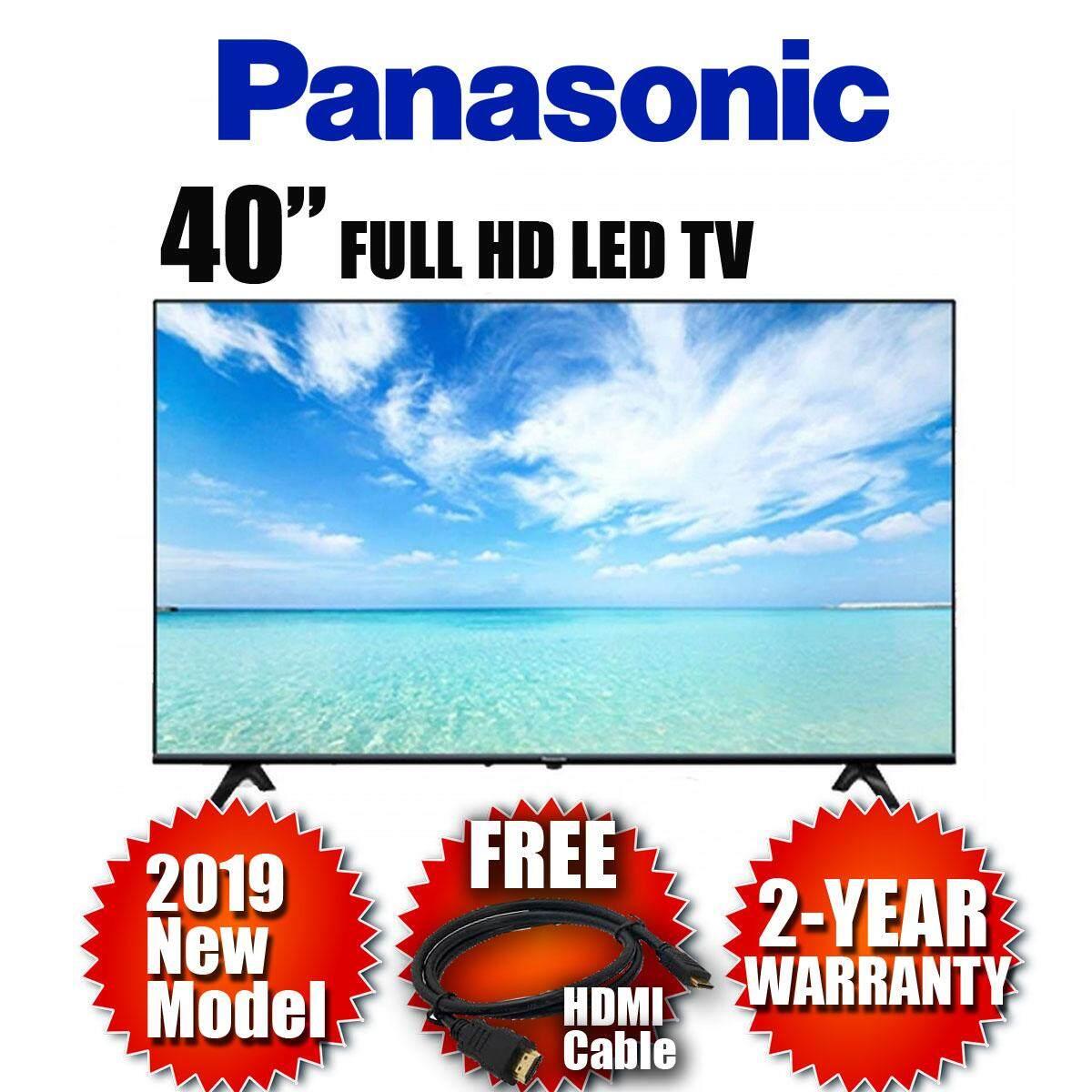 [2019 MODEL] PANASONIC 40 FULL HD LED TV TH-40G300K (FREE HDMI CABLE)
