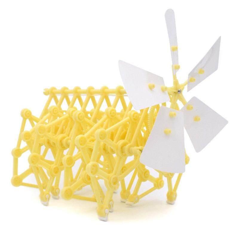 Siêu Ưu Đãi DIY Nhựa Điện Gió Bionic Quái Thú Động Vật Công Nghệ THỦ công Cho Trẻ Em Đồ Chơi Mô Hình