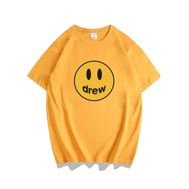 Authentic Drew House Mascot Smiley Face Hoodie Justin Bieber Large Confirmed