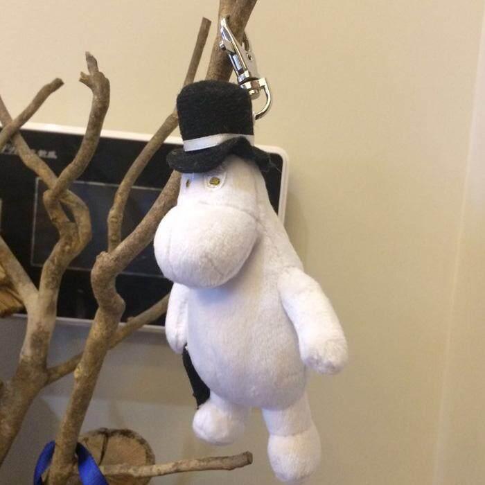 Finland MOOMIN xiao fei Hippo Genie Goody Doll Plush Toys Children's Day Birthday Gift