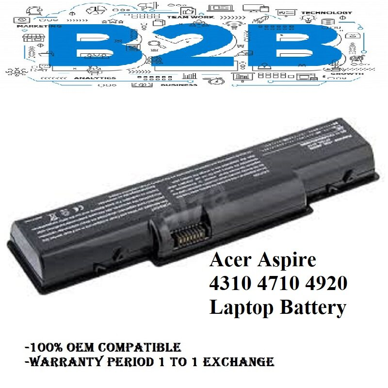 Acer Aspire 4315-2904 SERIES Laptop Battery