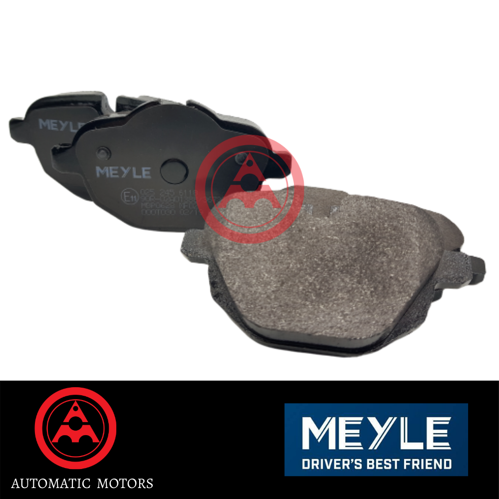 Genuine BMW Brake Pads Rear 5 Series 34216862202