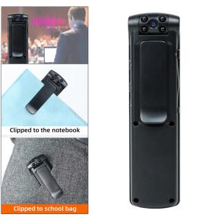 BolehDeals Camera Thân Máy Mini Màu Đen 1080P Camera Ẩn Xe Hơi Bỏ Túi Cá Nhân Wifi, DV thumbnail