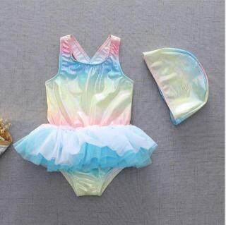 Váy Xòe Bé Gái Họa Tiết Động Vật, Đồ Bơi Cho Trẻ Em, Đồ Bơi Em Bé Một Mảnh Nàng Tiên Cá Quần Áo Tắm Nàng Tiên Cá thumbnail