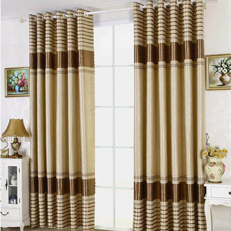 1PCS NAPEARL Modern 70% Blackout Minimalism Window Curtain  For Your Lliving Bedroom