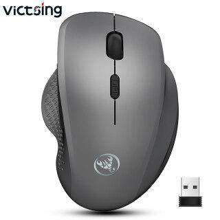 [Mới] VicTsing PC309 Chuột Không Dây Dọc Tiện Dụng Chuột Không Ồn 2.4GHz Với DPI Có Thể Điều Chỉnh Tiết Kiệm Điện Cho Máy Tính Xách Tay thumbnail
