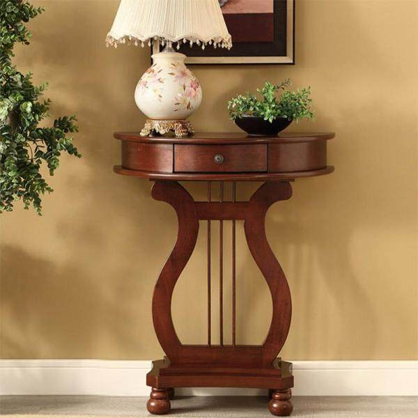 Console Table Retro Porch For Living Room By Olive Al Home