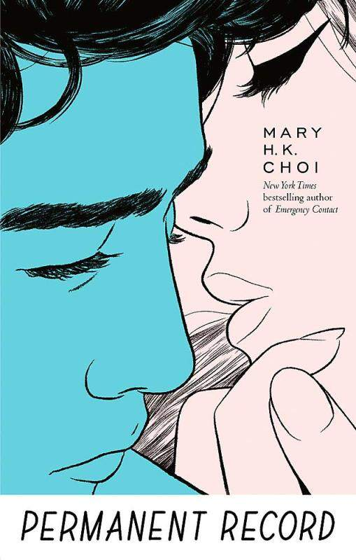 BORDERS Permanent Record by Mary H. K. Choi  (Author) Malaysia