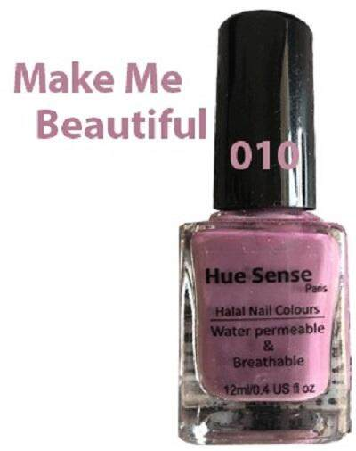 Hue Sense Halal Breathable Nail Polish 2xgel Shiny By Green Hill Enterprise.