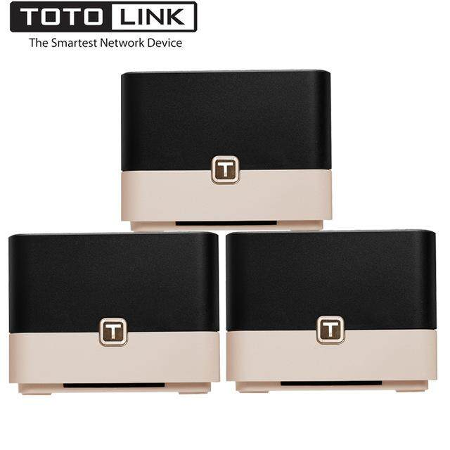 TOTOLINK - AC1200 SMART HOME WI-FI ROUTER T10