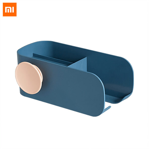 Xiaomi Mijia Youpin MIJOY Hair Dryer Rack Wall Mount Easy Installation Flexible Storage Essential Companion Fashion Bathroom Dressing Rack Multifunction Convenient For Hair Dryer Rack 4 Colors For Home