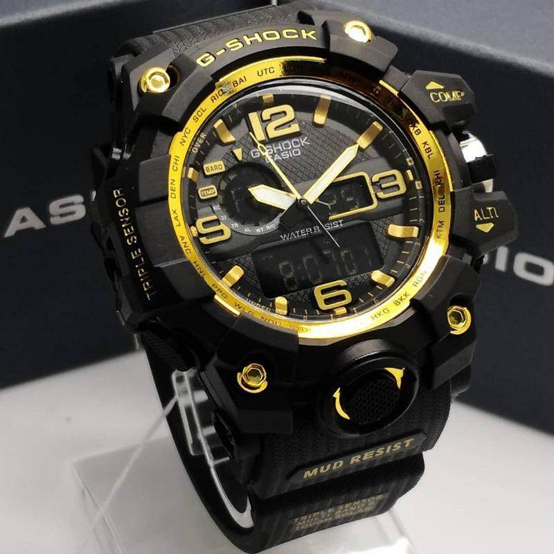 NEW FASHION CASUAL 100% MINERAL GLASS CASIO G-SHOCK WRIST WATCH SPORT LIMITED STOCK