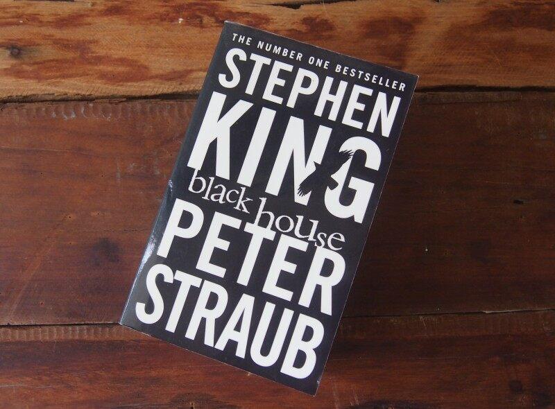 Stephen King Black House Peter Straub 2002 Malaysia