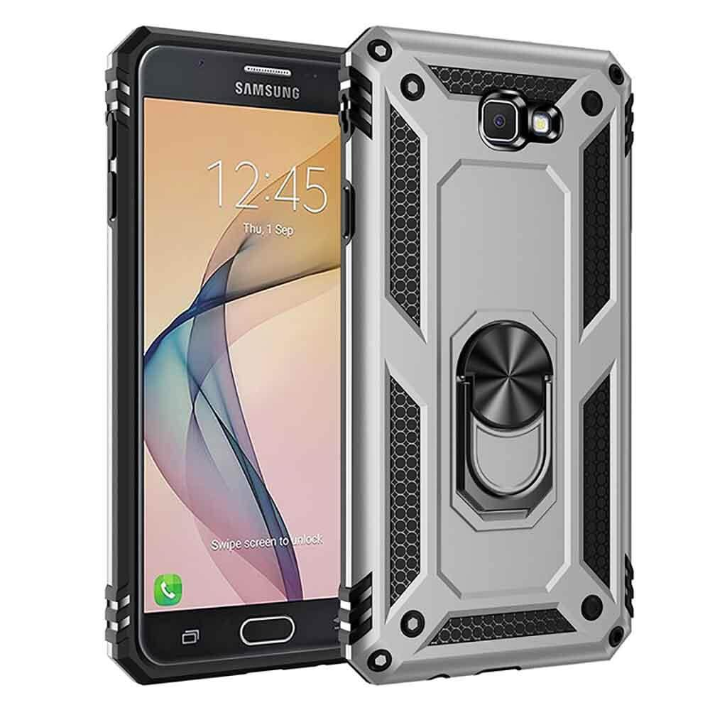for Samsung Galaxy S8 S8 Plus case Hard Shell Military Grade Duty Cover Holder 360/° Ring Grip Cases for Magnetic Car Mount