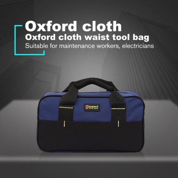 OH Large Capacity Tool Bag Handbag Waterproof Oxford cloth Electrician Bag