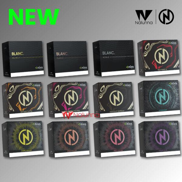 NCIG NPOD v3 POD Replacement Cartridge Flavor Vape Malaysia