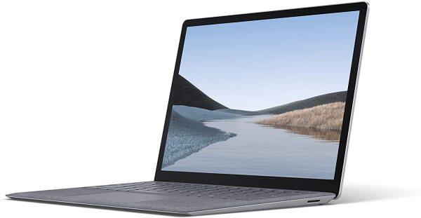 Microsoft Surface Laptop 3 – 13.5 Touch-Screen – Intel Core i5 - 8GB Memory - 256GB Solid State Drive (Latest Model) – Platinum with Alcantara Malaysia