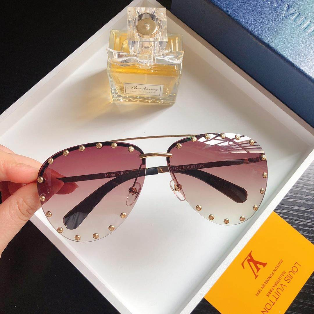 1659745fb15b Louis Vuitton_ Fashion Sunglasses, Reduce The Burden of Glare, Block  Harmful Light and Radiation