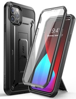 Dành Cho iPhone 12 Pro Max Case 6.7 (2020) SUPCASE Bao Da Cứng Toàn Thân UBPro Có Bảo Vệ Màn Hình Tích Hợp & Chân Đế thumbnail