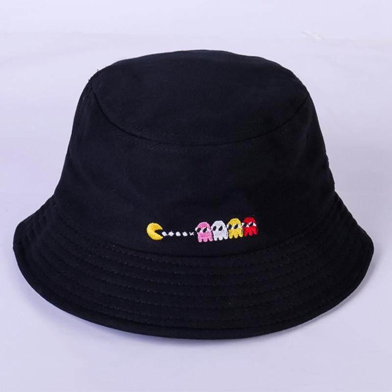 1ec9b2500 Wangyue Casual Women Men Travel New Bucket Hats Unisex Cotton Outdoor  Fashion Fisher Cap