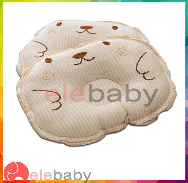 Elebaby Bp6001 Newborn Baby Pillows Shaping Infant Pillows By Elebaby.