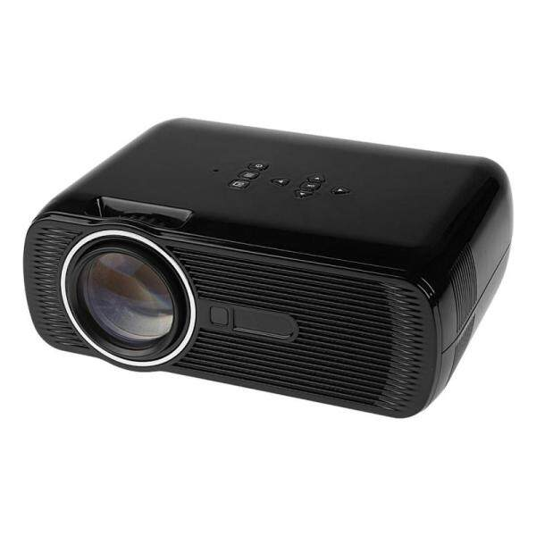 LEDMOMO 1000 Lumens LED Projector Multimedia Home Theater Video Projector Supporting 1080P with UK Plug
