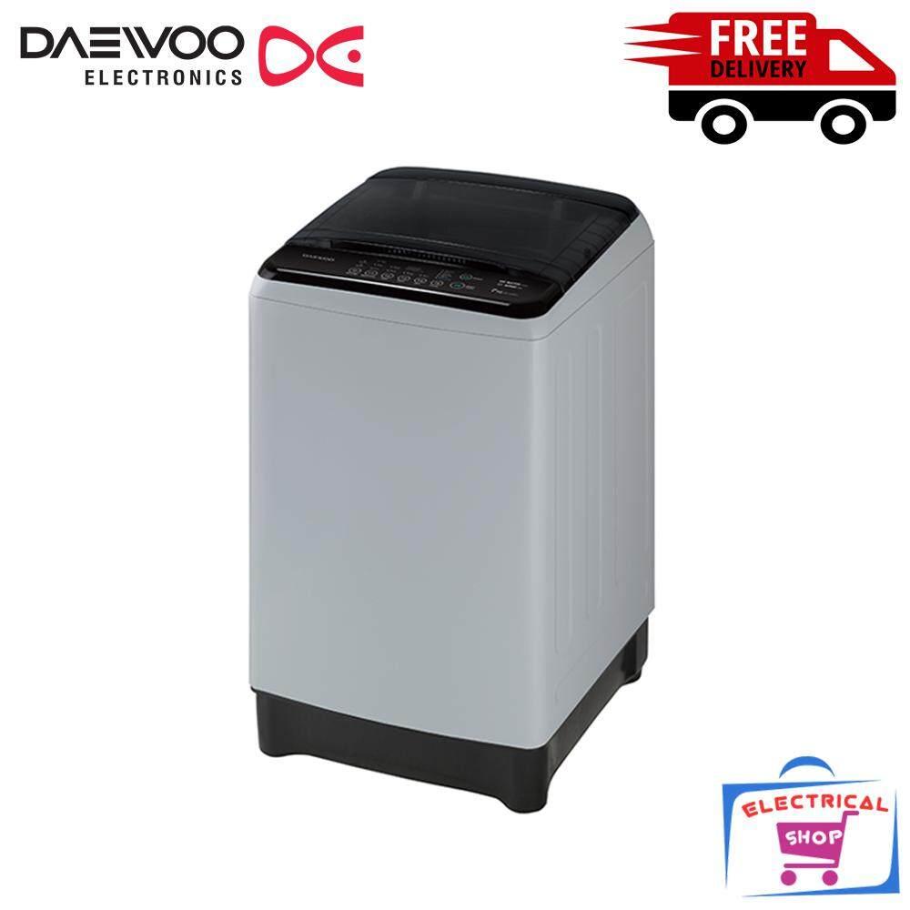 Daewoo Washing Machine DWFT7525 7.0KG Washer (Batik Care)
