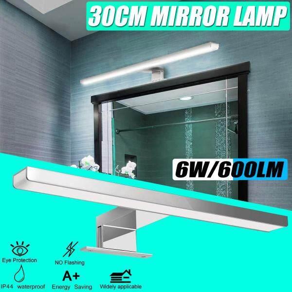 6W/600LM LED Strip Light Kitchen Cabinets Plinth Desk White Mirror Makeup Lamp