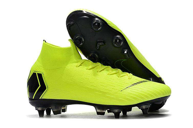 d37d53a4ef Nike Official MEN Football Shoes High Quality Mercurial Superfly VI Elite  SG AC (Size: