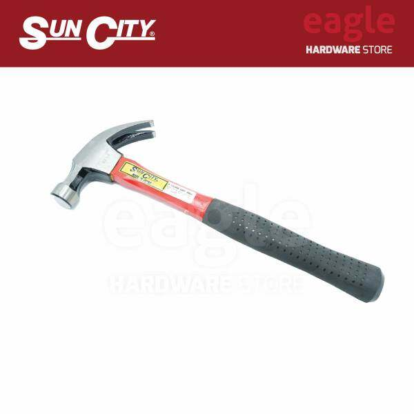 Suncity 10-53-16 Claw Hammer With F/Glass Handle(2226)