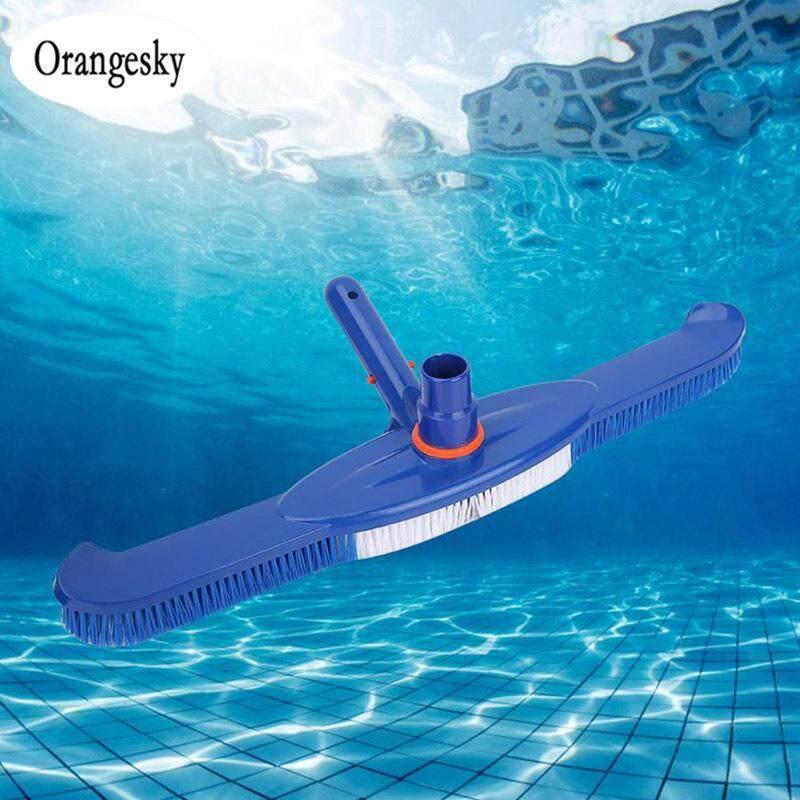 Orangesky Bể Đầu Hút Bể Bơi Spa Hút Chân Không Đầu Bàn Chải Bụi Trên Mặt Đất Dụng Cụ Vệ Sinh
