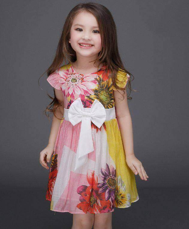 23f9d027114f0 ## Lower Price ## Girl Dress N199 With Good Quality ## Ready Stock ##