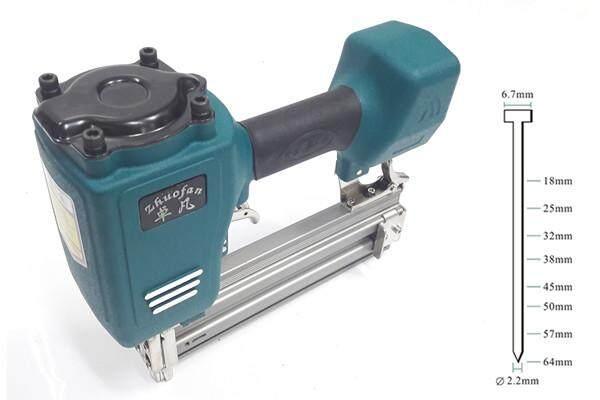 millionhardware - Zhuofan ST64 Pheumatic Air Nail / Nailer Gun