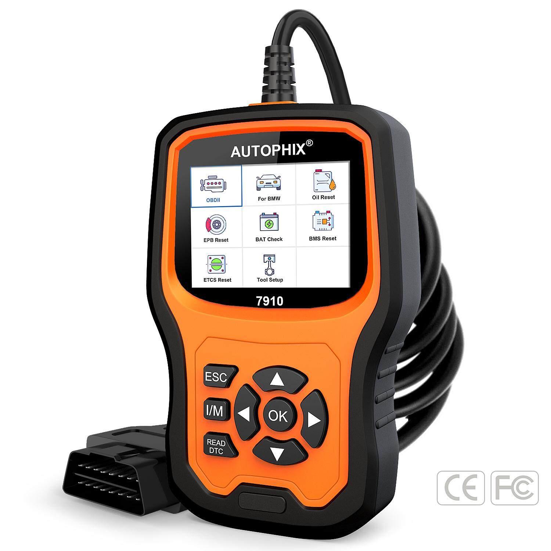 For BMW Mini Car OBD2 EPB SAS Transmission TPS Oil Reset Car Diagnostic Tool