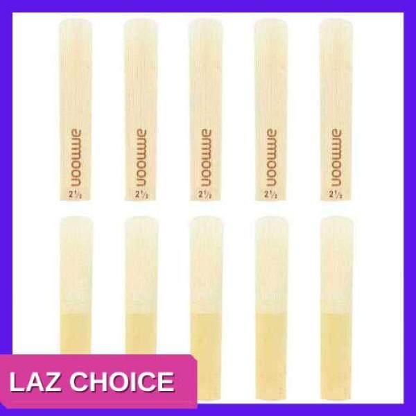 LAZ CHOICE ammoon High Grade Bb Clarinet Bamboo Reeds (2) Malaysia