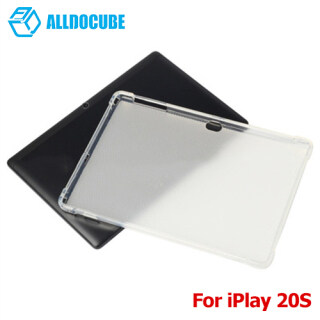 Tablet Silicone Case for Alldocube iPlay 20S Protective Case 10.1 Inch Transparent Protective Covers thumbnail