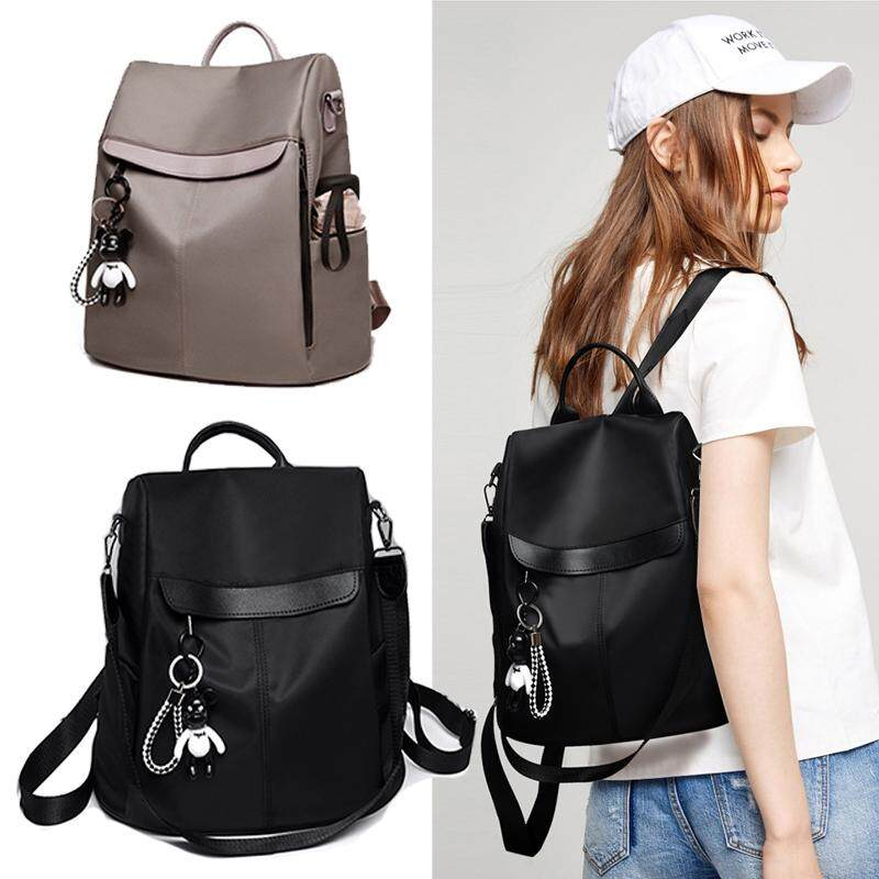 023fee3b2c9 QUALITY Original Factory Anti Theft Backpack Casual Large Women Knapsack Bag  Beg Bags