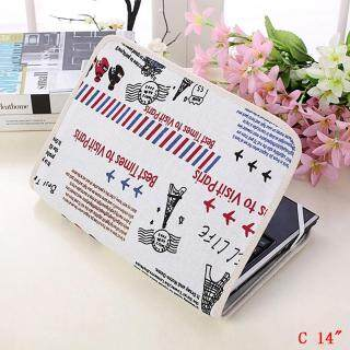 HAHA Notebook laptop sleeve bag cotton pouch case cover for 14 15.6 15 inch laptop thumbnail