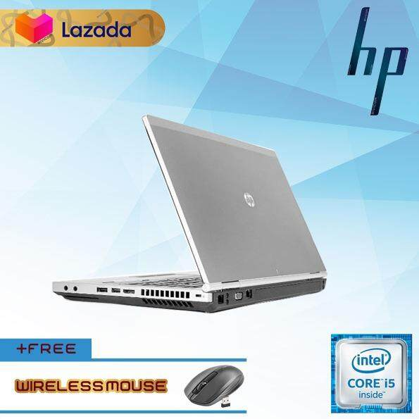 HP ELITEBOOK 8460P CORE I5 PROCESSOR [SUPER A GRADE LIKE NEW] [ LAPTOP ]  GRADE A REFURBISHED