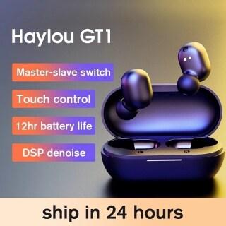 Tai Nghe SUMLIFE Haylou GT1 TWS, Tai Nghe Nhạc Thể Thao Hai Chế Độ Điều Khiển Cảm Ứng Không Dây, Tai Nghe Bluetooth Khử Tiếng Ồn Có Mic Dành Cho Android IOS thumbnail