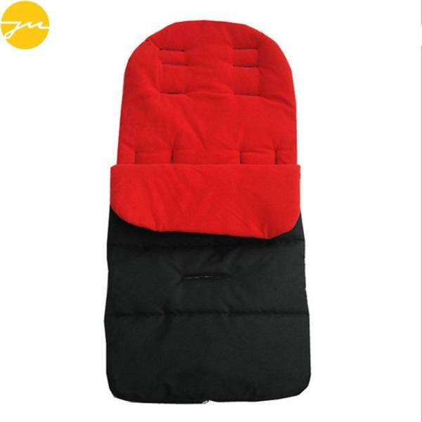 JMS Footmuff Windproof Covers Comfortable Red/Black/Blue 38*80CM Singapore