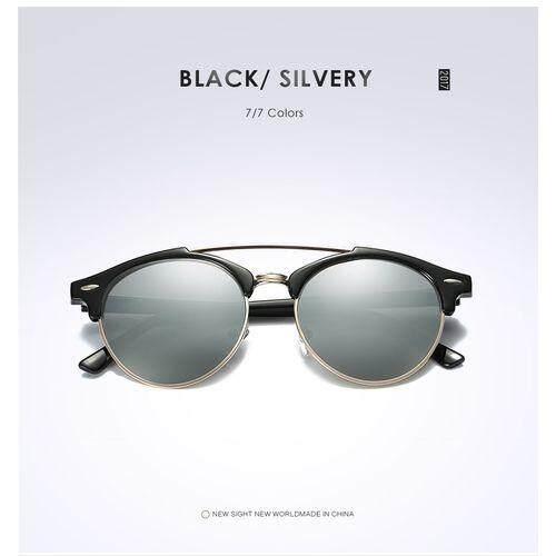 bac3a2147fe Grace Fashion Cat Eye Polarized Sunglasses Men Mirror Vintage Sun Glasses  Brand Designer Women Lentes De