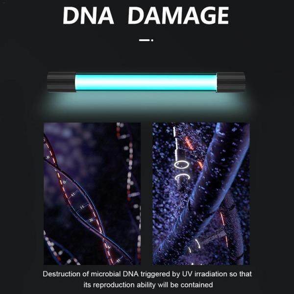 Đèn UV Gia Dụng, Đèn Ống Khử Trùng 110V 220V Tia Cực Tím