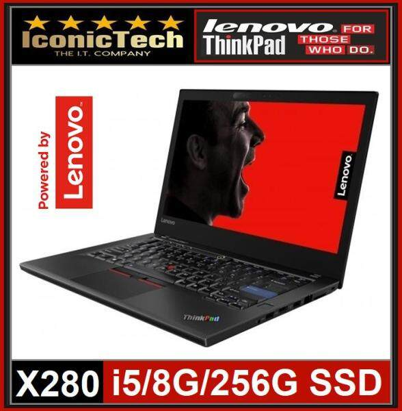 Lenovo ThinkPad X280 12.5 /i5/8G/256G-SSD  Commercial Business Laptop (Used Like New) Malaysia