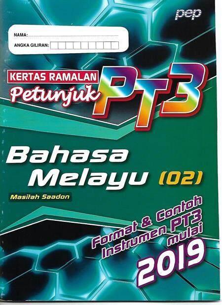 Kertas Ramalan Petunjuk Pt3 Bahasa Melayu By Talent Bookstore.