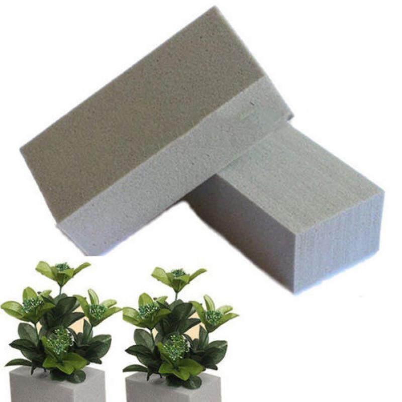 idealhere Floral Foam Brick Florist Blocks Dry Flower Wedding Bouquet Ideal Holder Craft