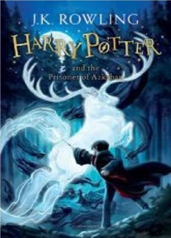 (MPH) Harry Potter and the Prisoner of Azkaban :ISBN:9781408855676:By (Author):Rowling, J.K. Malaysia